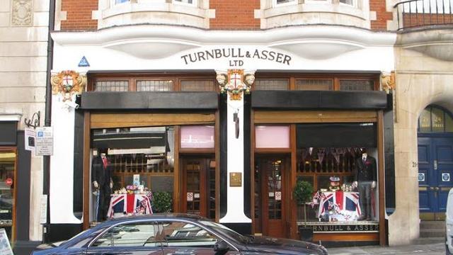 Turnbull & Asser - Tailor & Bespoke - visitlondon.com