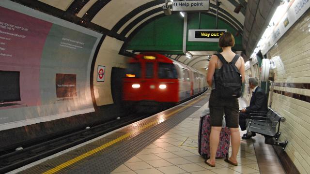 Edgware Road Bakerloo Underground Station Tube Station