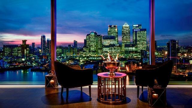 Eighteen Sky Bar-InterContinental London The O2