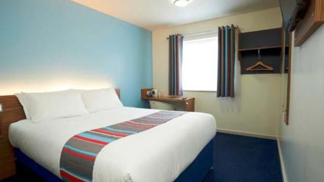 Travelodge London Central City Road Hotel Booking
