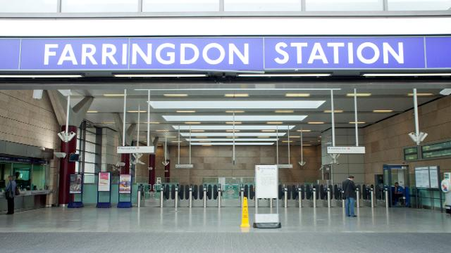 Hotels Near Farringdon Tube Station