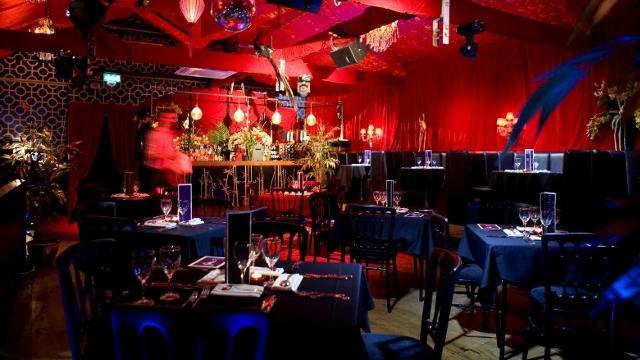 Proud Cabaret Camden French Restaurant Visitlondon Com
