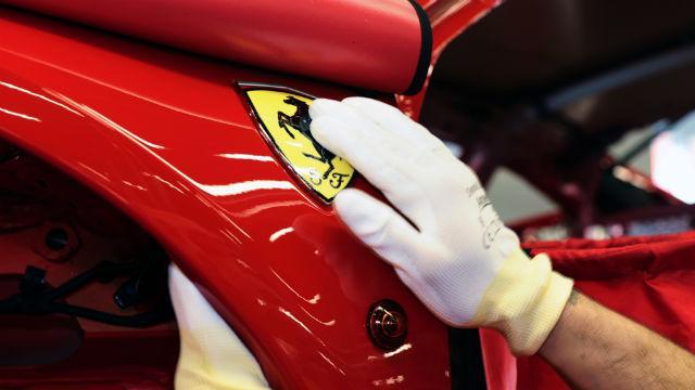 Ferrari: Under the Skin