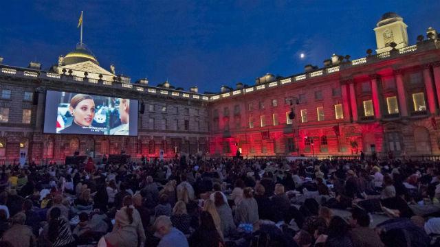 film4 summer screen at somerset house - film festival