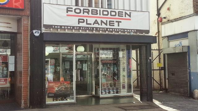 Forbidden Planet Comic Books Visitlondon Com