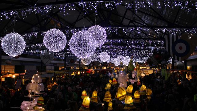 winter photo ideas kids - Greenwich Market at Christmas What s visitlondon