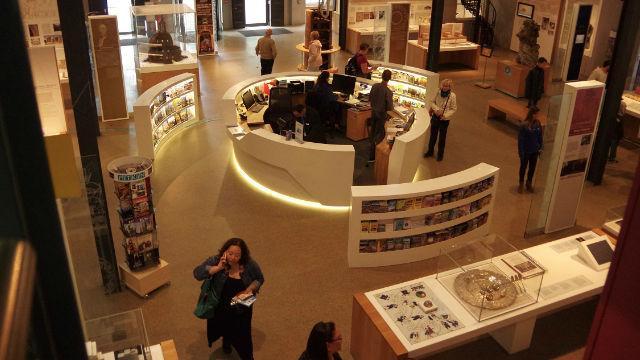 Greenwich Tourist Information Centre Tourist Information