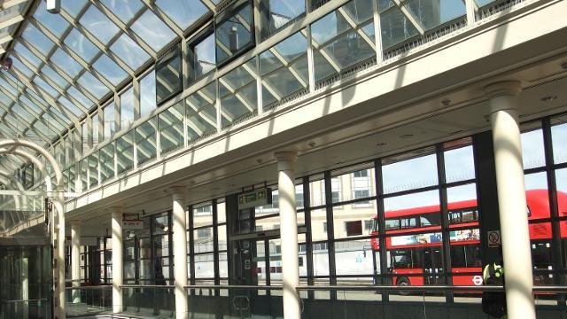 Hammersmith Upper Bus Station Bus Station Visitlondon Com