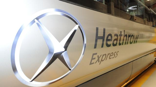 Heathrow express eisenbahnunternehmen for 50 eastbourne terrace london