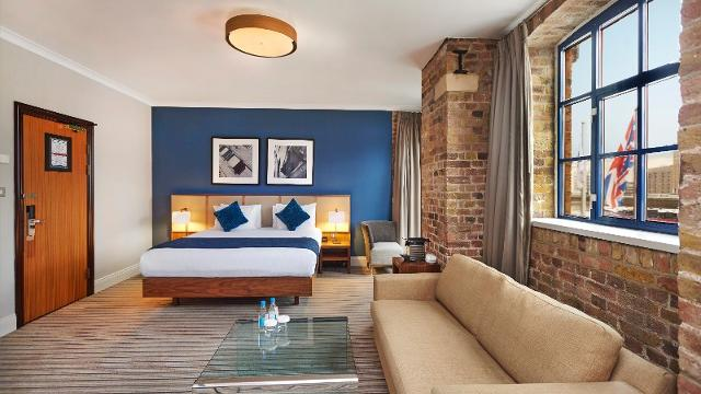 Rooms: DoubleTree By Hilton Hotel London