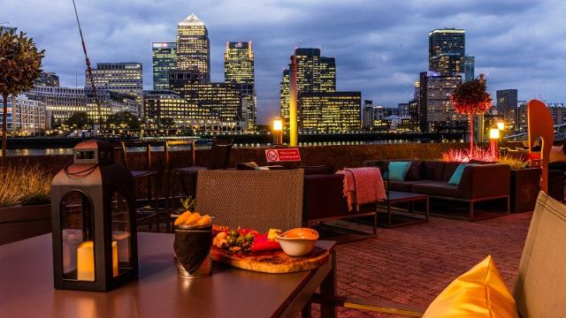 Hilton London Docklands Riverside Hotel Tripadvisor