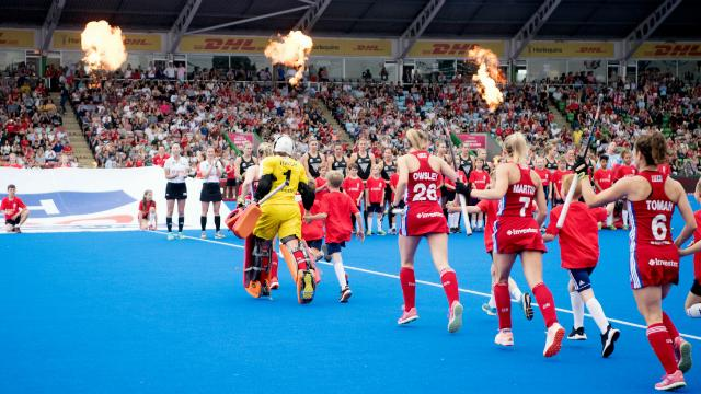 Hockey: FIH Pro League in London - Sport - visitlondon com