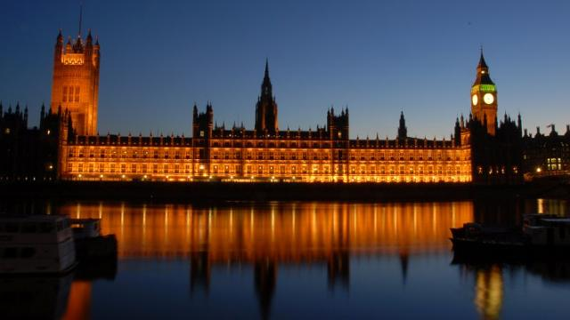 Houses Of Parliament London England Tours