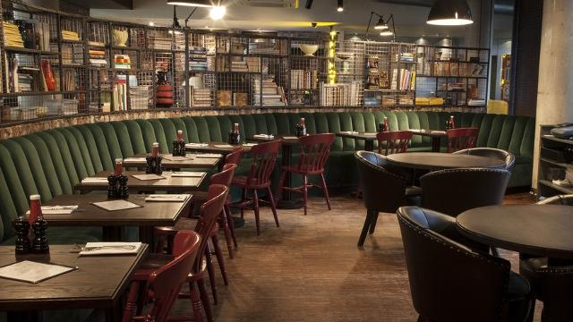 Hoxton Grill Steaks Amp Grills Visitlondon Com