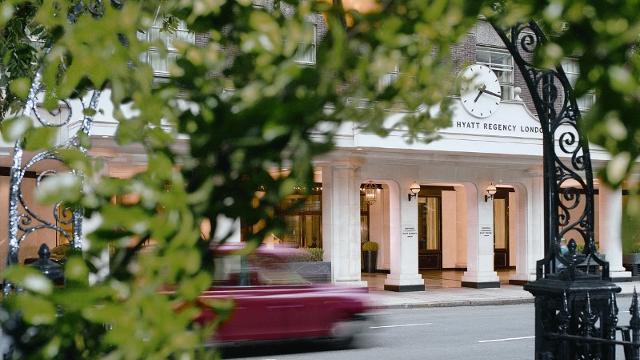 Churchill Hotel London Booking