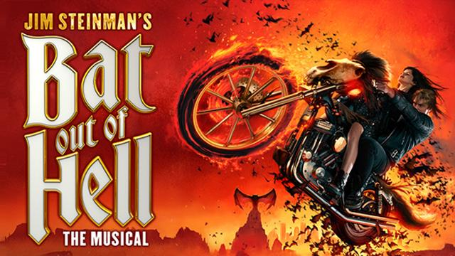 Image result for bat out of hell musical