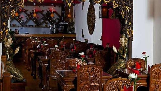 Kinkao Thai Restaurant Thai Restaurant Visitlondon Com
