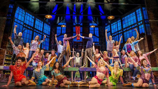 Kinky Boots At The Adelphi Theatre Musical Visitlondon Com