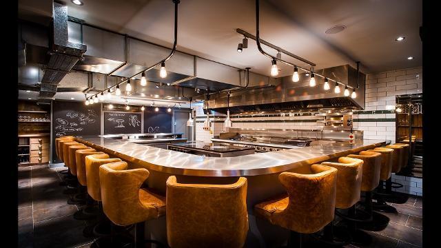 Kitchen Table European Restaurant Visitlondon Com
