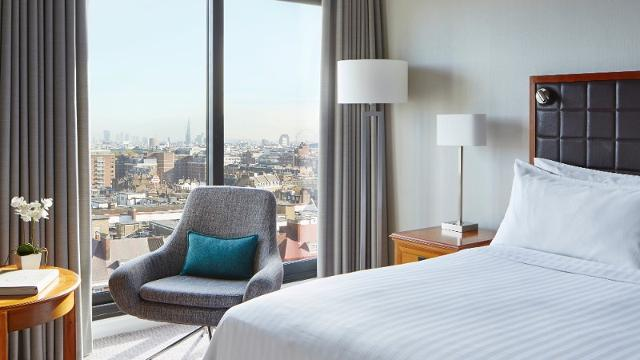 London Marriott Hotel Marble Arch Hotel Visitlondon Com