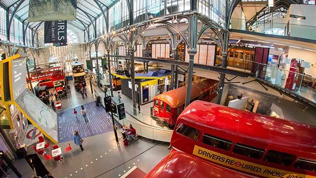 Image result for london transport museum