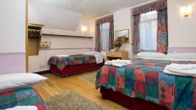 Bed And Breakfast Near Marble Arch London