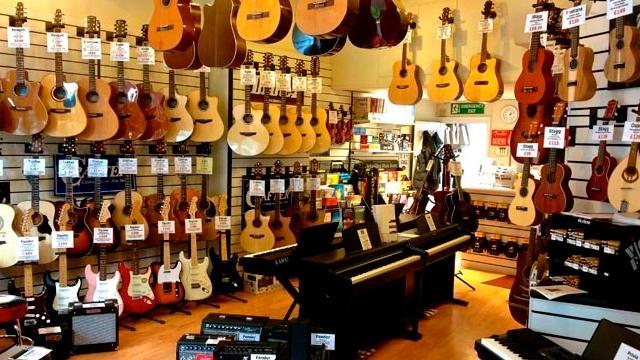 Martin Phelps Music Musical Instruments Amp Sheet Music