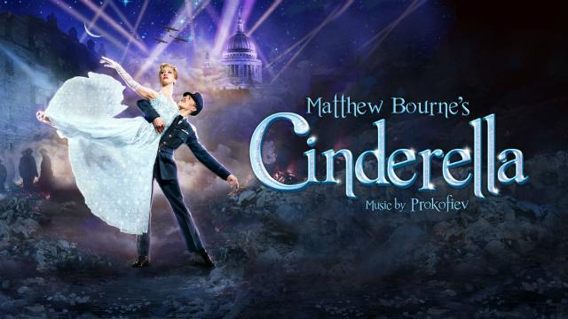 Image result for matthew bournes cinderella