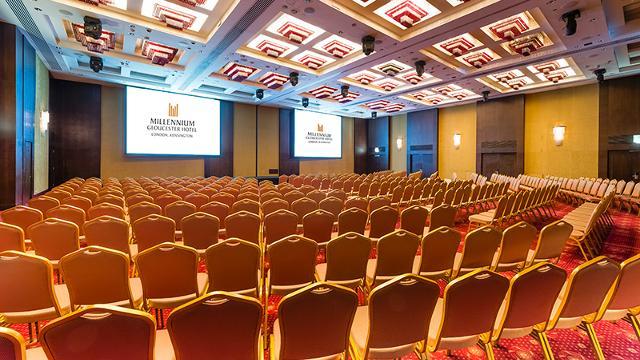 Millennium Gloucester Hotel Conference Centre London Kensington