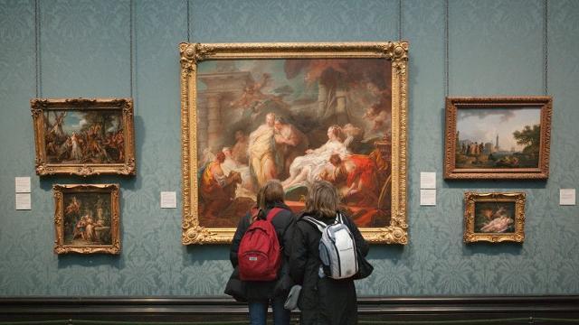 London Art Museum Paintings