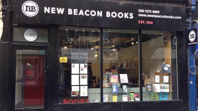 New Beacon Books - Libri - visitlondon.com