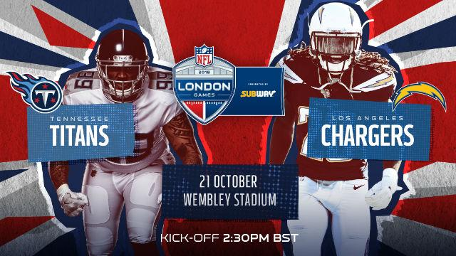 3a492b2a NFL London Games 2018: Tennessee Titans v Los Angeles Chargers at ...