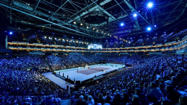 Nitto Atp Finals 224 The O2 Tennis Et Sports De Raquettes