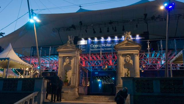 opera holland park - theatre