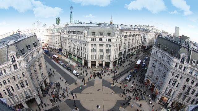 Oxford Street Shopping Area Visitlondon Com