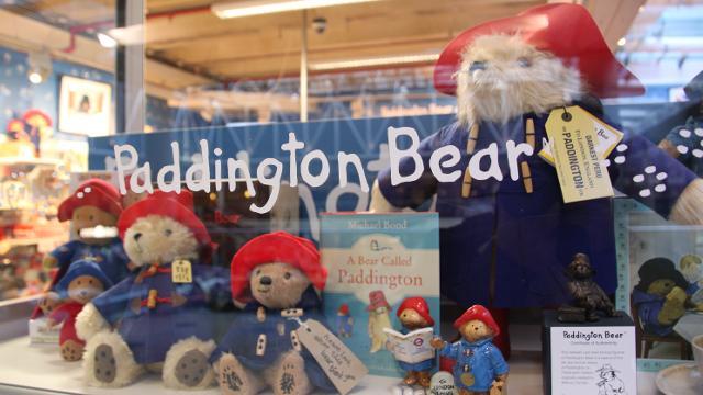 Paddington clothing stores