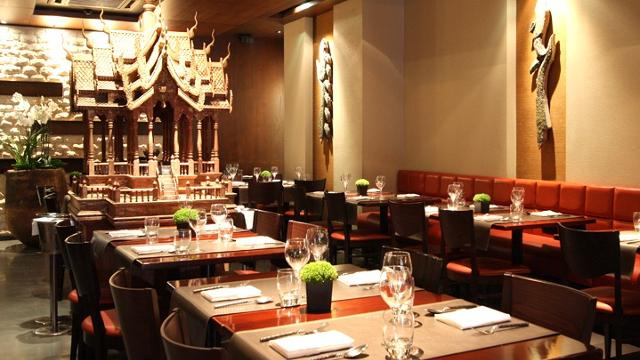 Patara Thai Restaurant Soho Thai Restaurant Visitlondon Com
