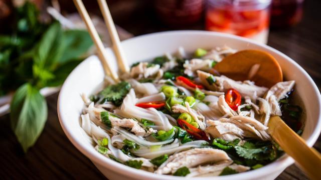 Vietnamese Food Near Barbican