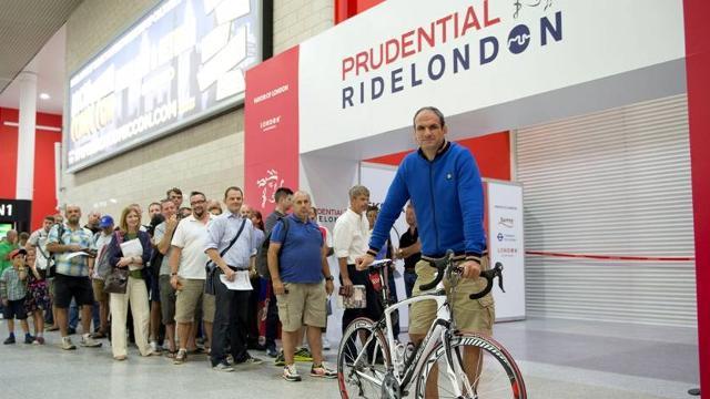 Prudential Ridelondon Cycling Show Cycling Visitlondon Com