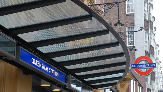 Queensway Underground Station Tube Station Visitlondon Com