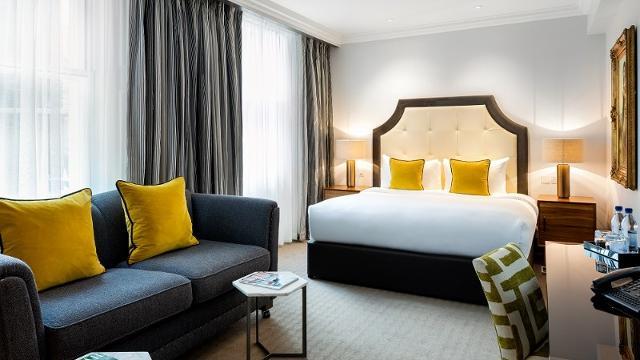 Rooms: Radisson Blu Edwardian, Vanderbilt Hotel