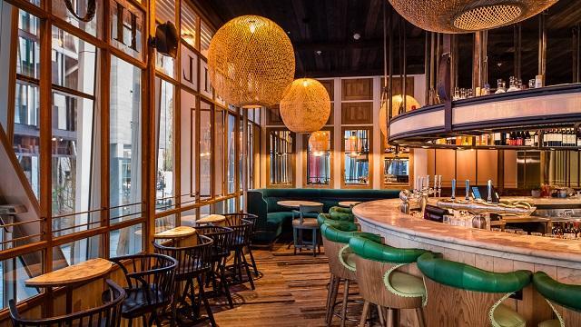 Rail House Café - Restaurant - visitlondon.com