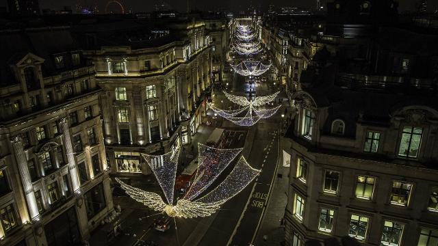 Regent Street Christmas Lights - Christmas - visitlondon.com