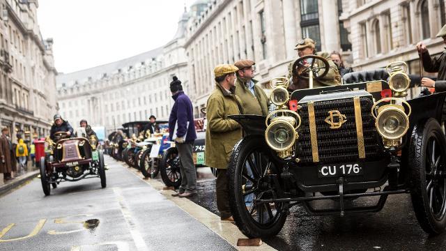 Regent Street Motor Show Fair Amp Show Visitlondon Com