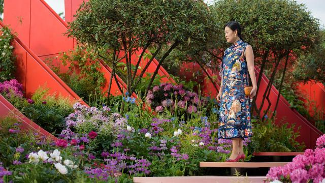 rhs chelsea flower show 2019 special event. Black Bedroom Furniture Sets. Home Design Ideas