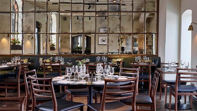 Celebrity Chef Restaurants In London Restaurant