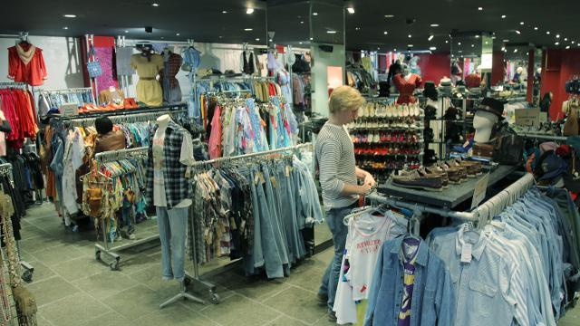 Second hand clothing stores london ontario