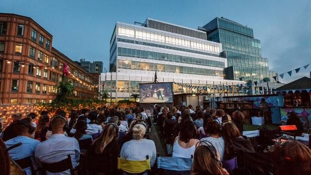 Bucket List Films Must See Movies Rooftop Film Club >> Rooftop Film Club Queen Of Hoxton Shoreditch Cinema