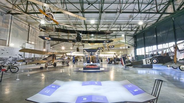 Royal Air Force Museum London Museum Visitlondon Com