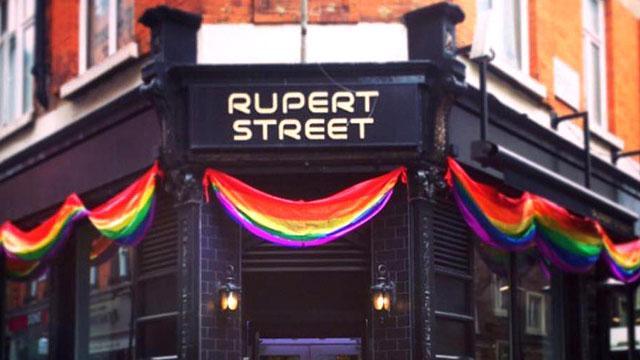 Rupert Street Gay Bar Visitlondon Com